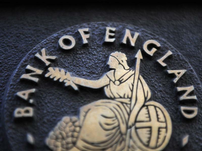 Bank of England - Foto: Facundo Arrizabalaga