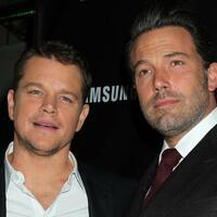Matt Damon und Ben Affleck - Foto: Jimmy Morris