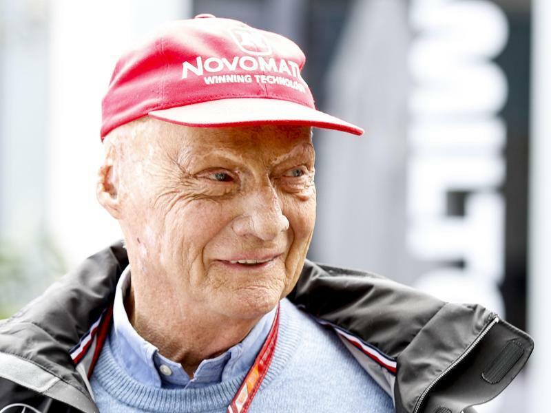 Niki Lauda - Foto: Dave Acree/AAP