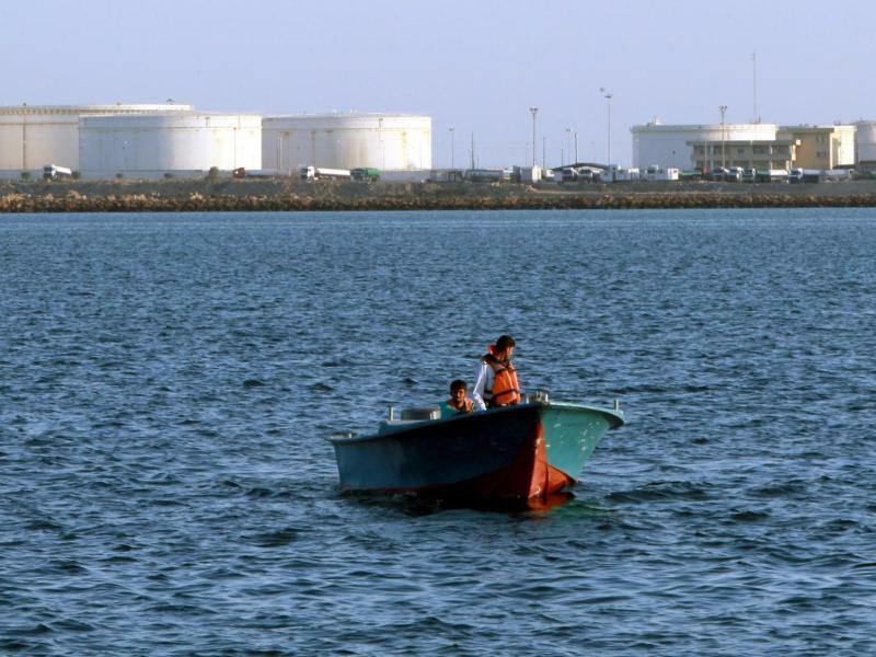 Ölimporte aus dem Iran - Foto: Abedin Taherkenareh/EPA