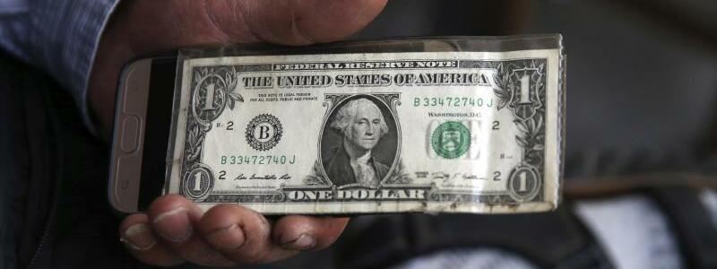 US-Sanktionen - Foto: Vahid Salemi/AP