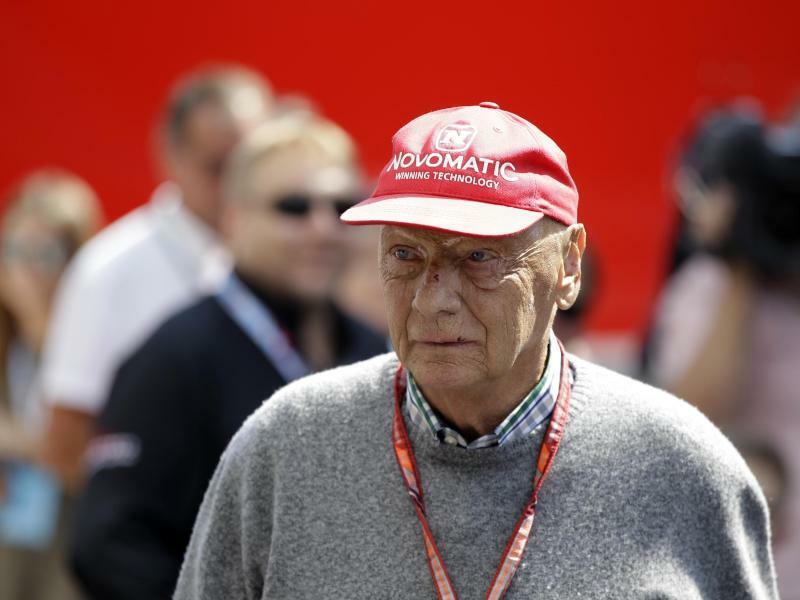 Niki Lauda - Foto: Luca Bruno