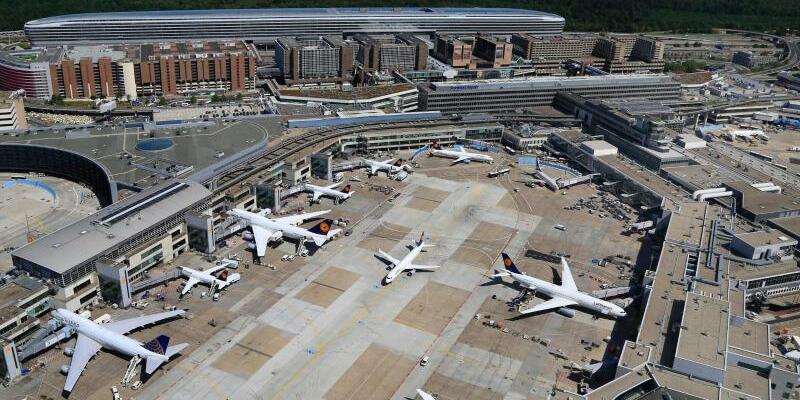Terminal 1 - Foto: Stefan Rebscher/Fraport AG Fototeam