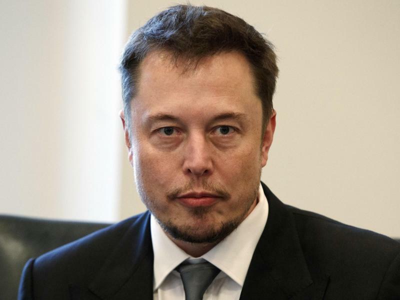 Elon Musk - Foto: Evan Vucci/AP