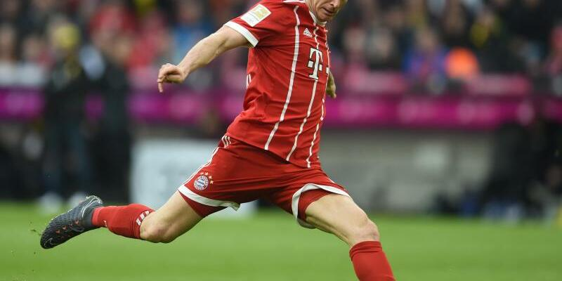 Robert Lewandowski - Foto: Andreas Gebert
