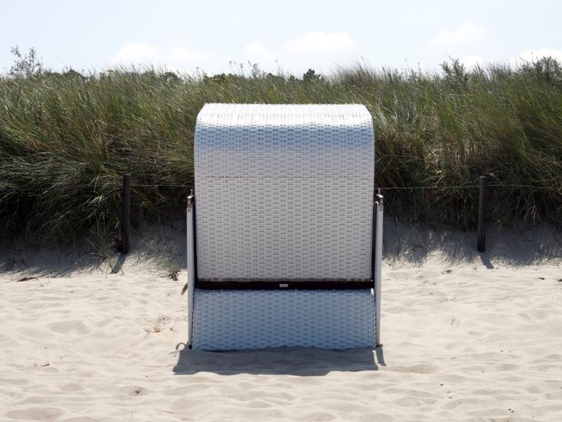Strandkorb - Foto: über dts Nachrichtenagentur