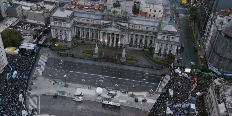 Argentinien Abtreibung - Foto: Tomas F. Cue