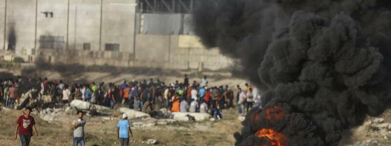 Unruhen im Gazastreifen - Foto: Wissam Nassar/Archiv