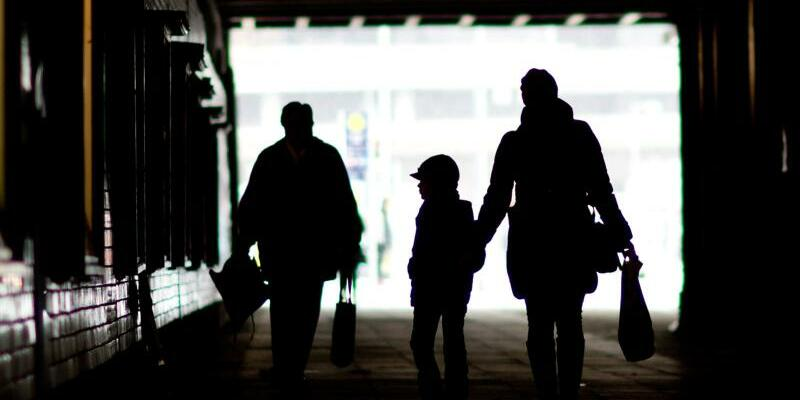 Kindergeld - Foto: Julian Stratenschulte