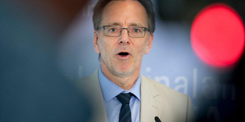 Holger Münch - Foto: Boris Roessler