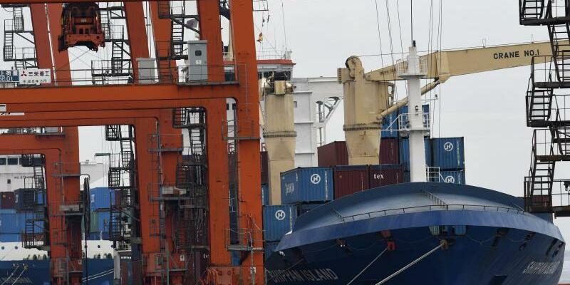 Wirtschaft in Japan - Foto: Franck Robichon/EPA