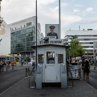 Checkpoint Charlie - Foto: Paul Zinken