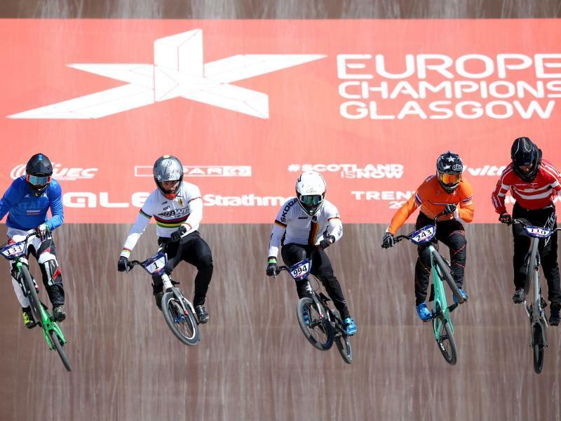 European Championships - Foto: Jane Barlow/PA Wire