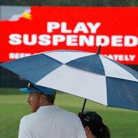 Regen-Pause - Foto: Charlie Riedel/AP