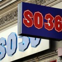 KreuzbergerTraditionsclub «SO36» - Foto: Britta Pedersen