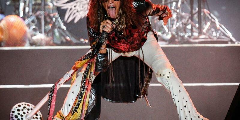 Aerosmith - Foto: Boris Vergara/EFE