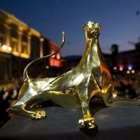 Goldener Leopard - Foto: Jean-Christophe Bott/Keystone