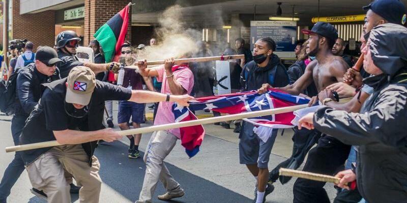 Charlottesville - ein Jahr danach - Foto: Michael Nigro/Archiv