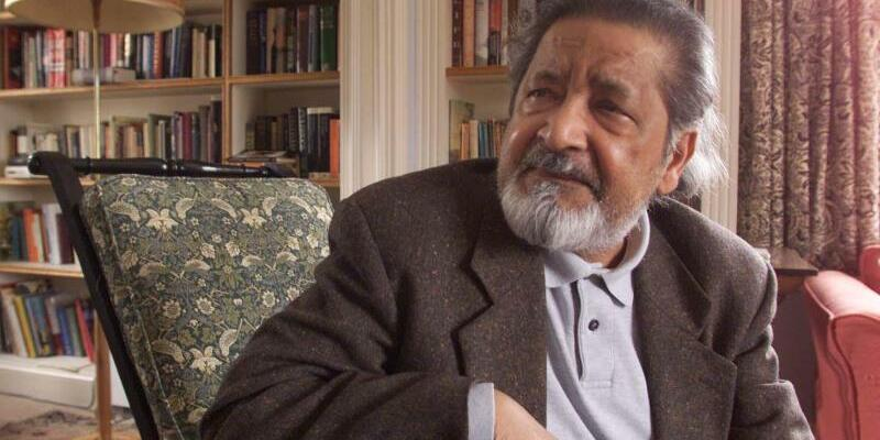 Naipaul - Foto: Chris Ison/PA Wire