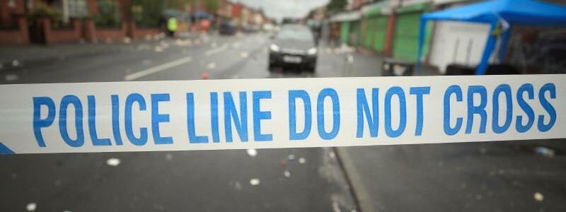 Absperrband der Polizei - Foto: Peter Byrne/PA Wire