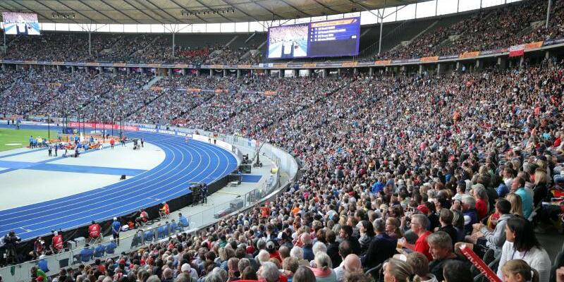 European Championships - Foto: Die European Championships in Berlin und Glasgow haben auch am Schlusstag Millionen Sportfans in den Bann gezogen. Foto:Michael Kappeler