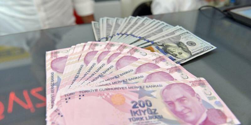 Wechselstube in Ankara - Foto: Mustafa Kaya/XinHua