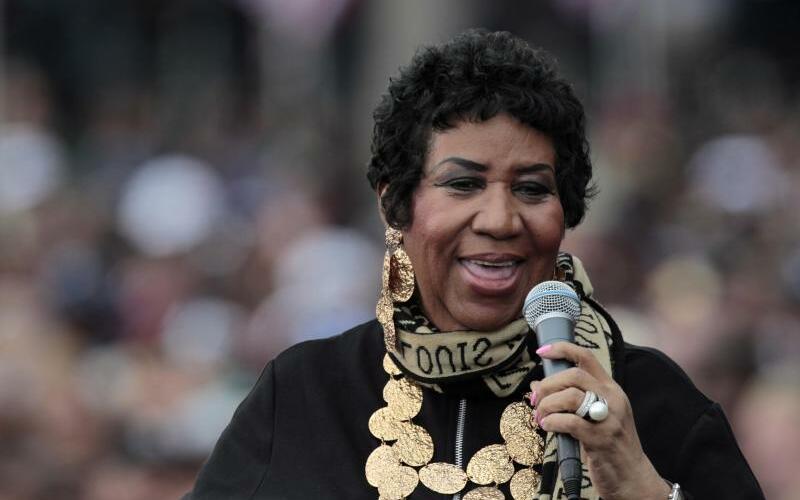 Aretha Franklin - Foto: Jeff Kowalsky