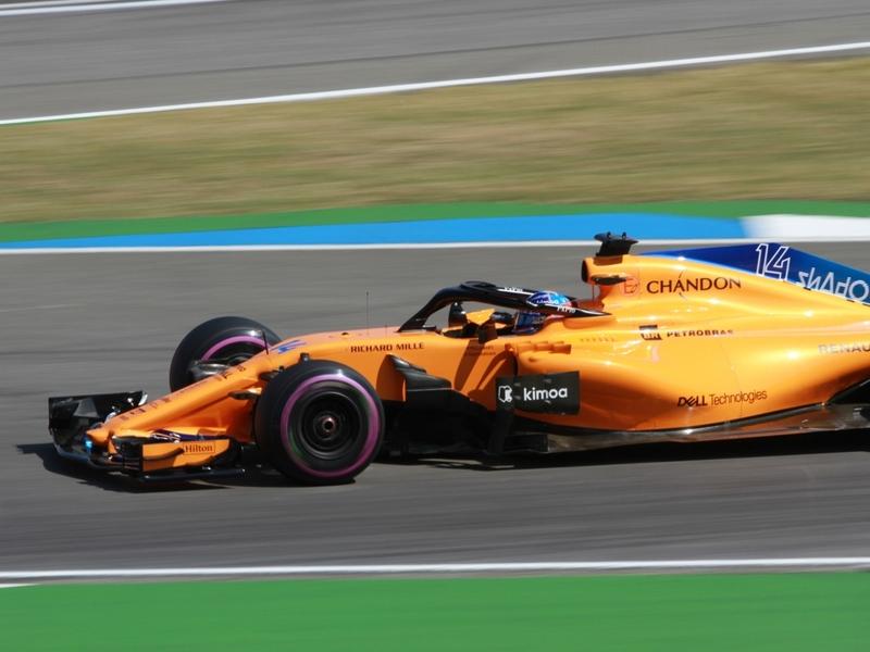 Formel-1-Rennauto von McLaren - Foto: über dts Nachrichtenagentur