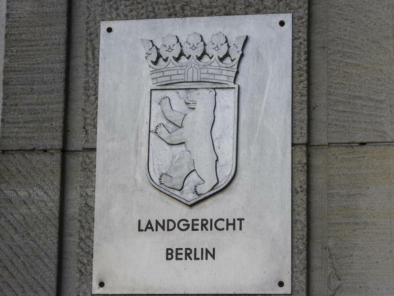 Berliner Landgericht - Foto: Paul Zinken