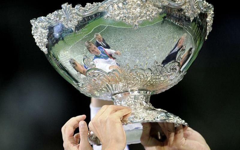 Tennis Davis Cup - Foto: Filip Singer/EPA
