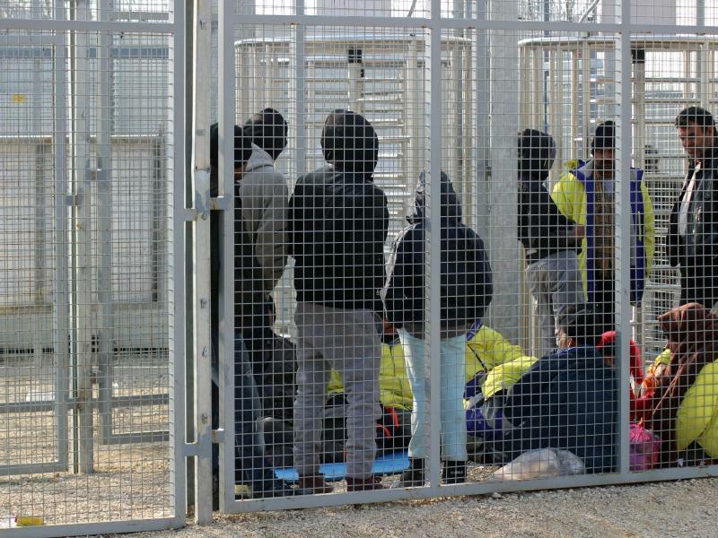 Flüchtlinge in Ungarn - Foto: Gregor Mayer
