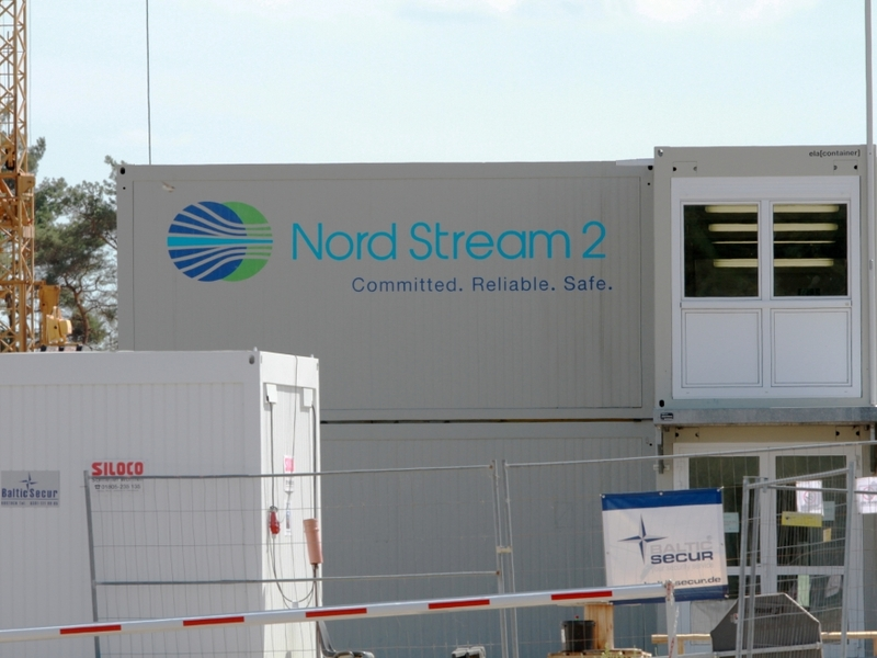 Bau von Nord Stream 2 - Foto: über dts Nachrichtenagentur