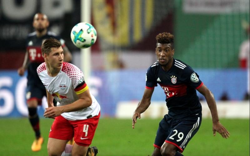 RB Leipzig - Bayern München am 25.10.2017 - Foto: über dts Nachrichtenagentur