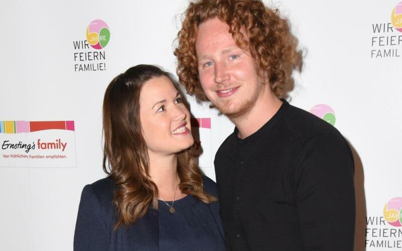 Michael Schulte ist Vater geworden - Foto: Michael Schulte und seine Frau Katharina sind Eltern geworden. Foto:Daniel Bockwoldt