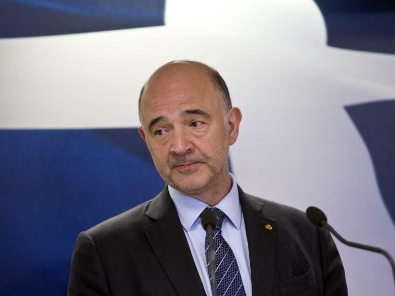 EU-Finanzkommissar - Foto: Petros Giannakouris/AP