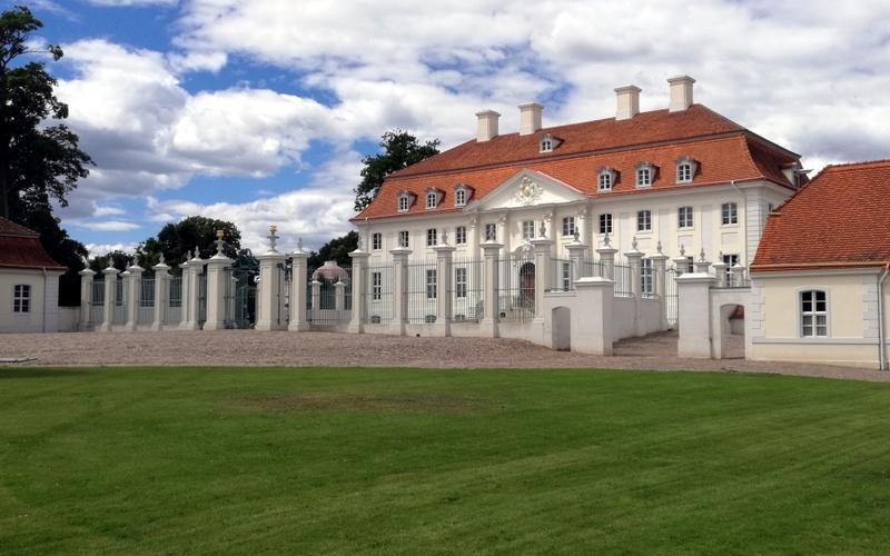 Schloss Meseberg - Foto: über dts Nachrichtenagentur