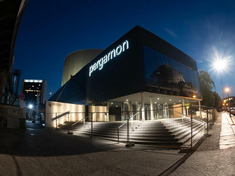 Pergamon-Museum - Foto: Paul Zinken
