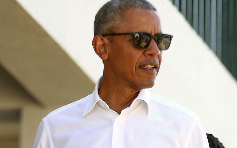 Barack Obama - Foto: Brian Inganga