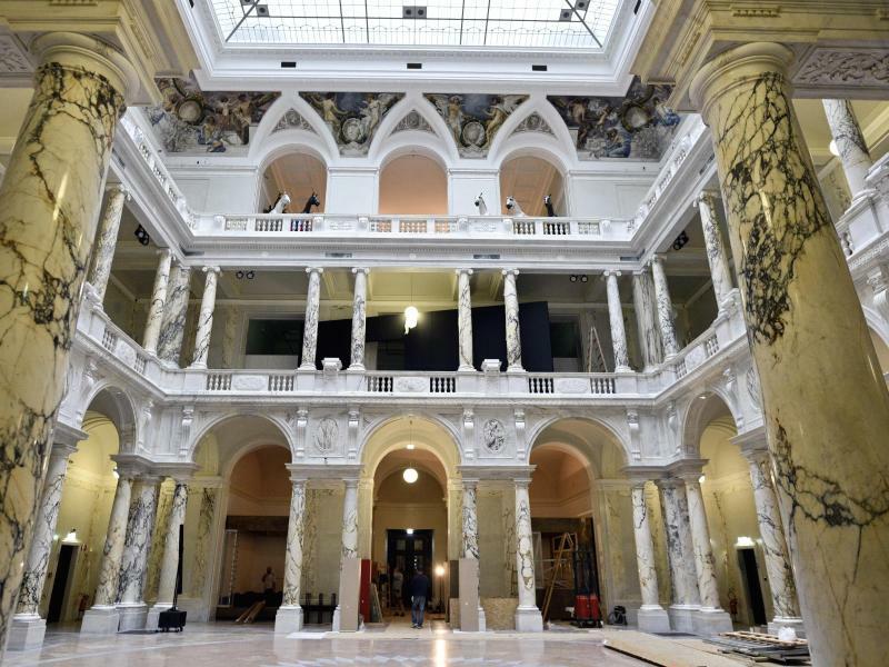 Weltmuseum Wien - Foto: Hans Punz