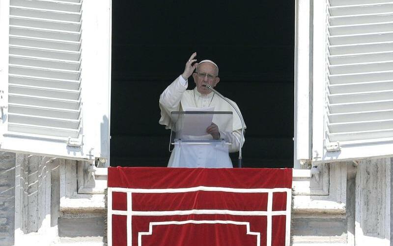 Papst Franziskus - Foto: Gregorio Borgia/AP