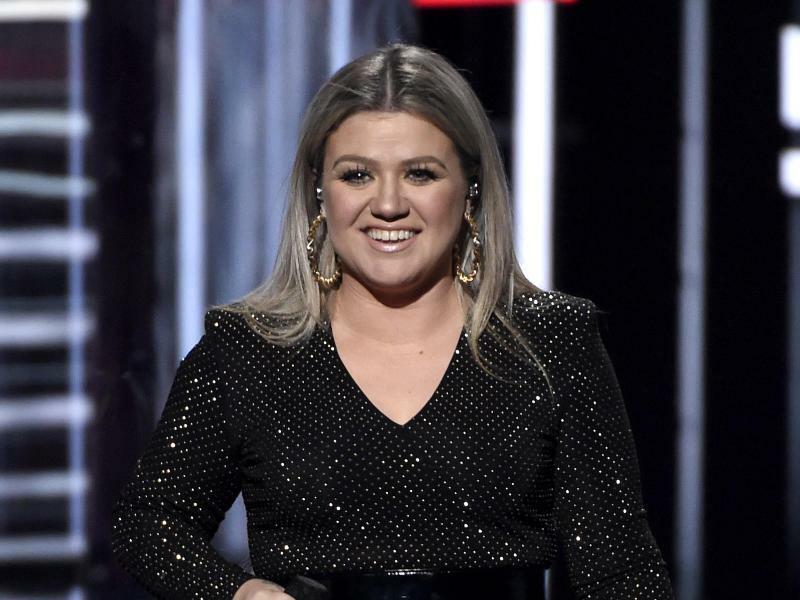 Kelly Clarkson - Foto: Chris Pizzello/Invision/AP