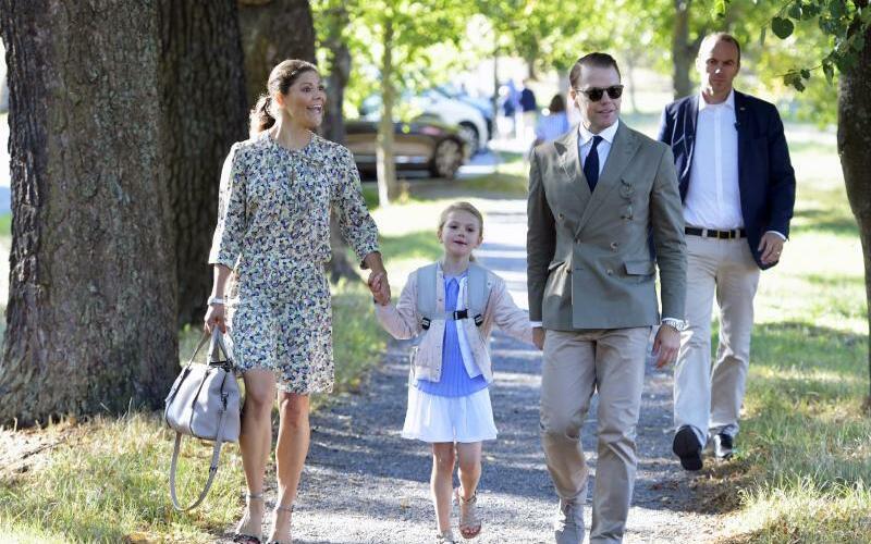 Schwedische Königsfamilie - Foto: Jessica Gow/TT NEWS AGENCY