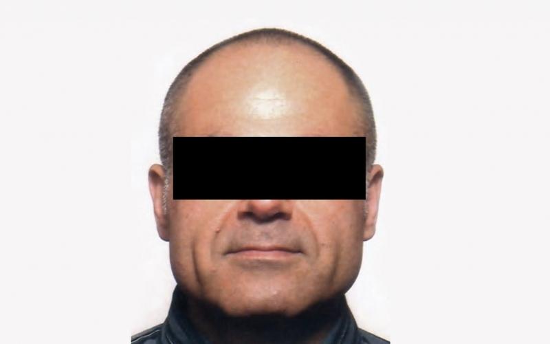 Fahndungsfoto nach Ali S. - Foto: Polizei Düsseldorf,  Text: über dts Nachrichtenagentur