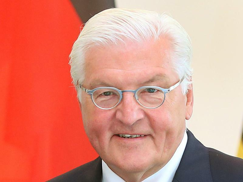 Frank-Walter Steinmeier - Foto: Wolfgang Kumm