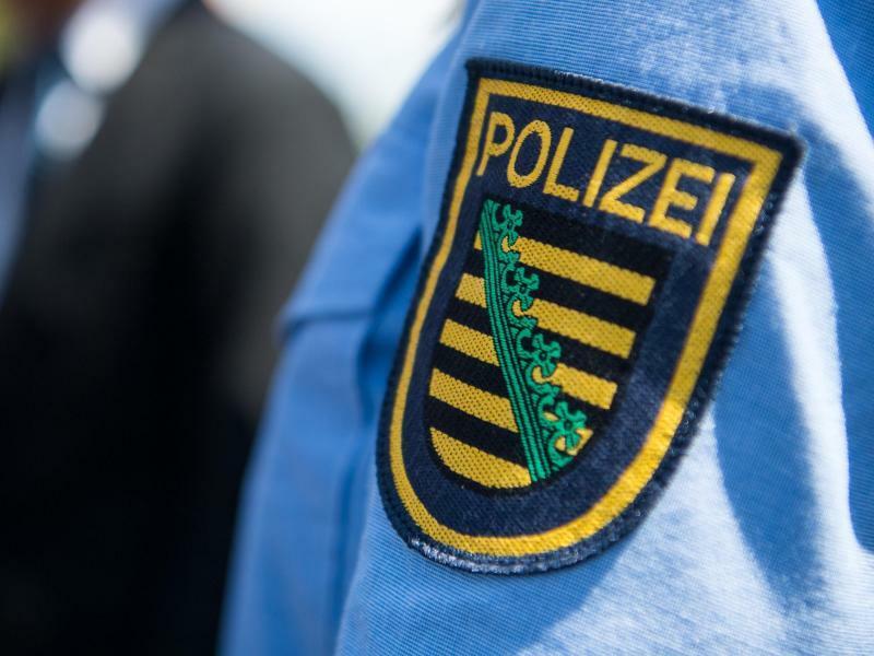 Polizei in Sachsen - Foto: Monika Skolimowska
