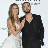 Heidi Klum & Tom Kaulitz - Foto: Arthur Mola/Invision/AP