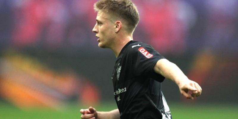 Santiago Ascacibar (VfB Stuttgart) - Foto: über dts Nachrichtenagentur