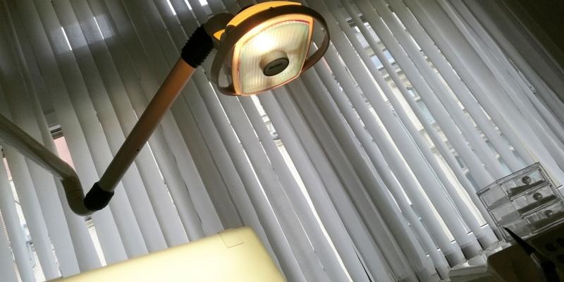 Blick vom Zahnarzt-Patientenstuhl - Foto: über dts Nachrichtenagentur
