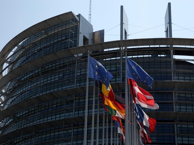 EU-Parlament in Straßburg - Foto: über dts Nachrichtenagentur