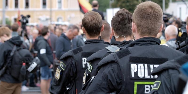 Proteste in Chemnitz - Foto: über dts Nachrichtenagentur